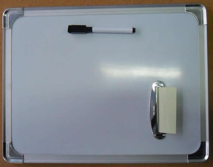 Stock Whiteboard