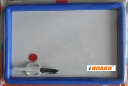Plastic Frame Whiteboard With Marker Pen