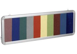 Color Fabric Board