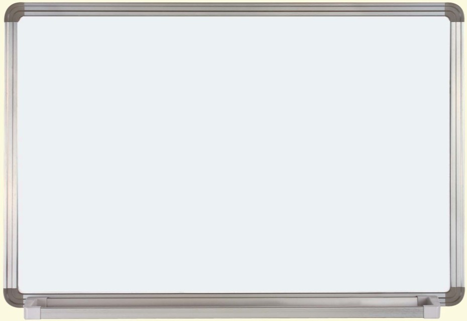 Dry Erase Marker Board Non Magnetic Whiteboard China
